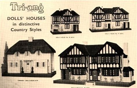 triang dolls house catalogue cloverley dolls houses suppliers builders decorators of dolls houses house building