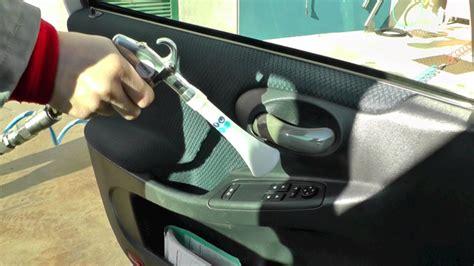 pulitura interni auto a vortice plus tutorial come usare la pistola ad