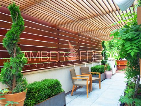 Garden Design East by New York City Garden Designs Midtown East Roof Garden
