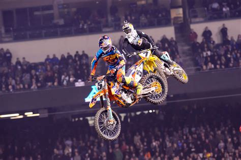 2014 ama motocross results 2014 ama supercross anaheim 1 results 187 motorcycle com news