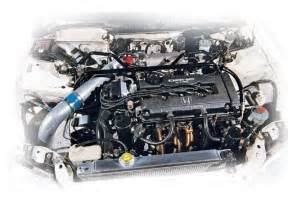 exholtoti 1995 honda civic engine