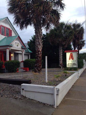 atlas tap house restaurants near nightmare haunted house in myrtle beach south carolina tripadvisor
