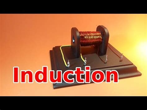 electromagnetic induction demonstration electromagnetic induction demonstrations and definition