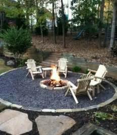 Firepit Area Pit Outdoor Ideas