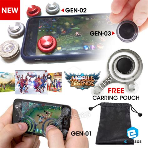 Promo Termurah Mobile Joystick Gamepad Fling Mini Joystick Mobile Le mobile mini joystick physical ro end 2 1 2020 1 10 pm
