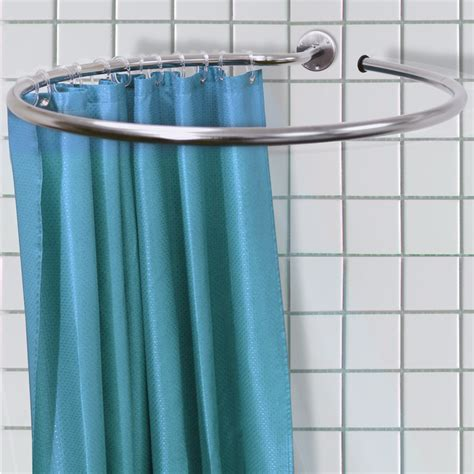 shower curtain rod round round shower curtain rod gopelling net