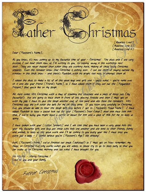 letters from father christmas father christmas pictures search results calendar 2015