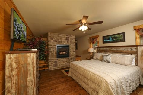Mysty Mountain Cabin by Mountain Side Cabin In Gatlinburg W 2 Br Sleeps8