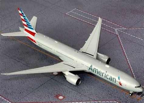 Gemini Top 1 gemini 200 american airlines boeing 777 300er scale 1 200