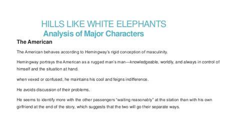 Like White Elephants Analysis Essay by Like White Elephants Essay Ideas Best Elephant 2017