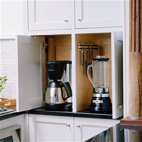 Appliance Storage Cabinet 14 Best Appliance Closet Images On Pinterest