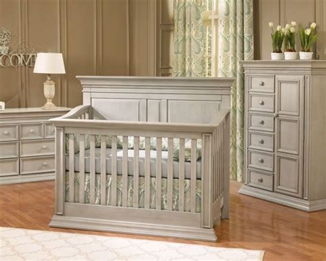 Vienna Ash Gray Crib by Baby Cach 233 Vienna Ash Gray Baby Room Ideas