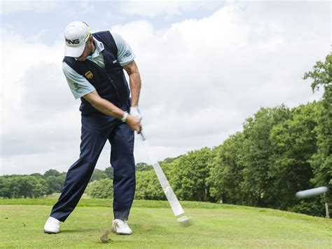 weight transfer golf swing drills lee westwood weight transfer lesson golf monthly