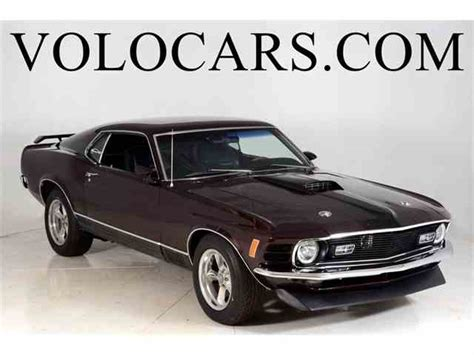 1970 mustang mach 1 black 1970 ford mustang mach 1 for sale on classiccars 26