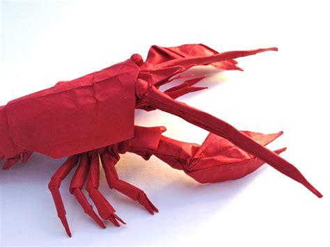 Origami Lobster - jason s ku s homepage