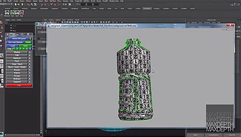 layout uv maya creating distortion free uv s using headus uvlayout