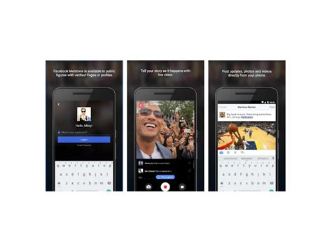 wordpress unter design kein editor facebook macht promi app mentions f 252 r android verf 252 gbar