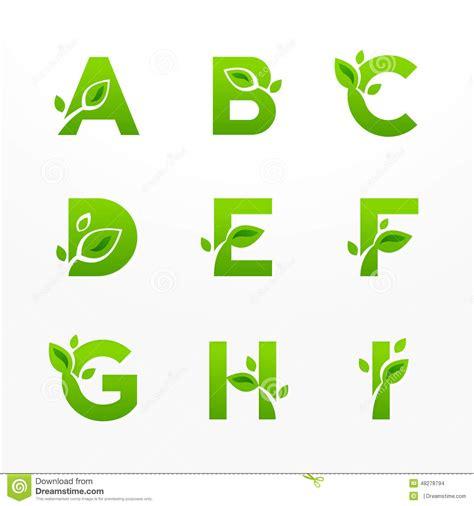 Eco Logo Set Cartoon Vector Cartoondealer Com 46575955 Eco Ecology Logo Green Leaf Illustration Vector Cartoondealer 28285601