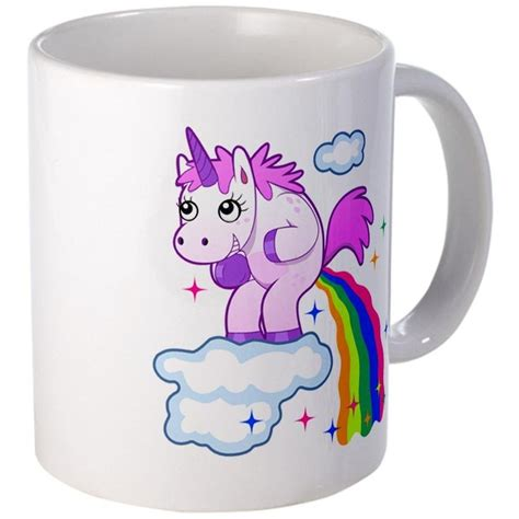 coffee mugs design 119 best images about unicorns farting out rainbows on