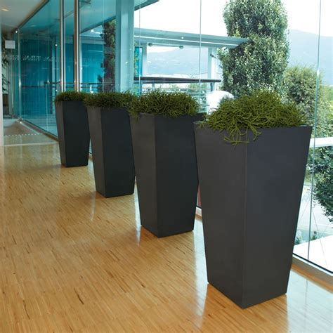 giardino eros vaso alto per piante eros nicoli