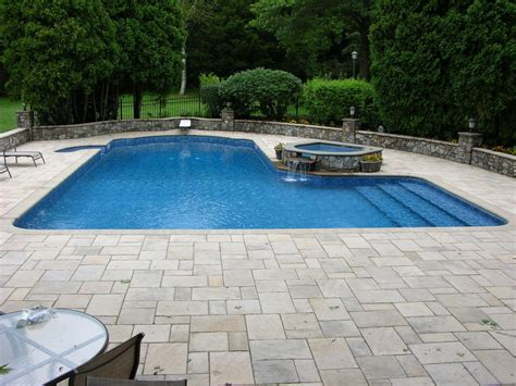 l shaped pool designs 10 different stunning pool shapes and designs