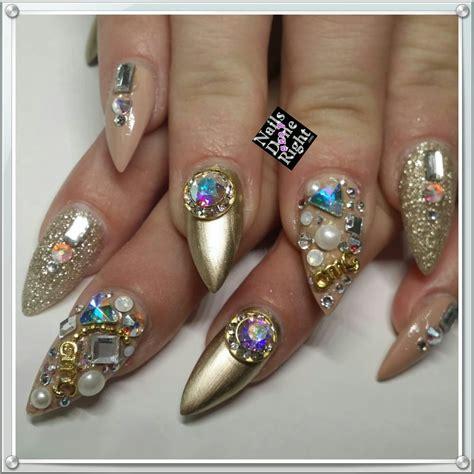 swarovski for nails swarovski stiletto nails studio design gallery
