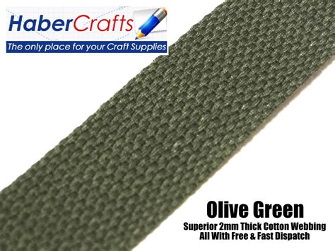 Upholstery Webbing Straps by Cotton Webbing Belting Fabric Bag
