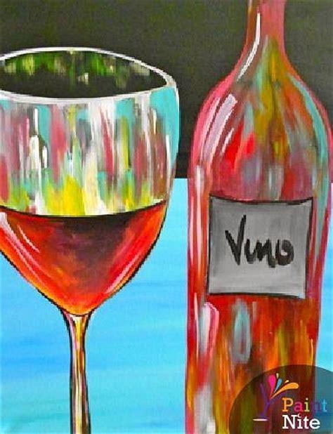 paint nite island calendar paint nite wine