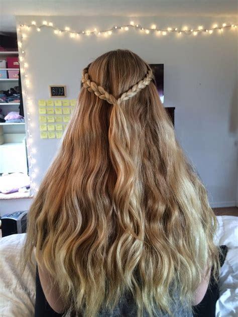 heatless hairstyles pinterest elegantly elle heatless hair styles crafts pinterest