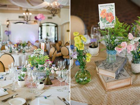 Diy Garden Wedding Ideas A Garden Theme Diy Wedding Grace