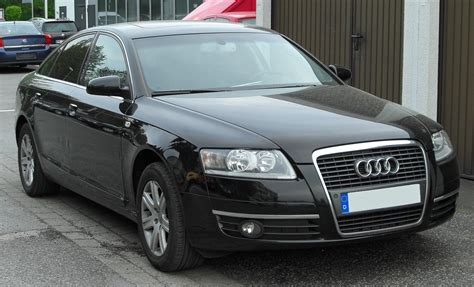 Audi C6 A6 by Audi A6 C6 Wikiwand