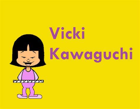 vicki kawaguchi backyard sports wiki fandom powered by