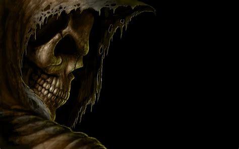 Grimm Reaper Wallpaper