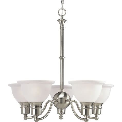 progress lighting p5204 38 progress lighting madison 5 light brushed nickel