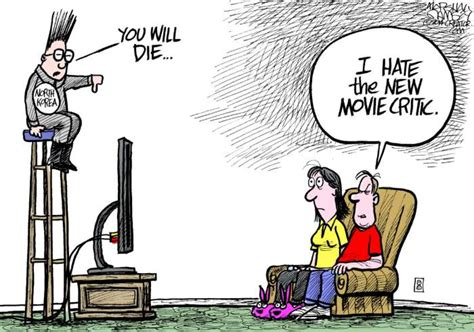 film critic cartoon kim jung un movie critic an exclusive cartoon news report