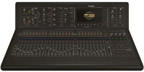 Mixer Midas M32 zinzen audio midas announces new m32 digital mixer