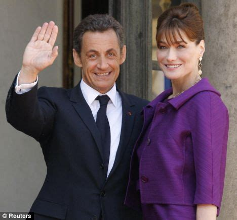 Psst Is Carla Bruni To Wed President by Carla Bruni Says She S Had 15 Some Are Proud To