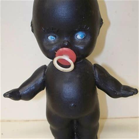 black kewpie doll show tell antique kewpie dolls collectors weekly