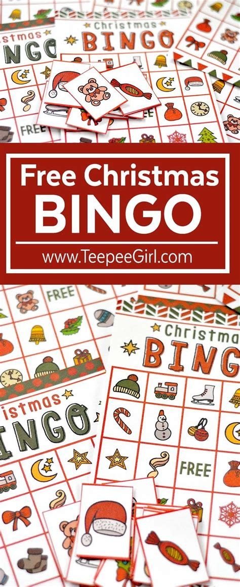 free printable christmas games bingo 25 best ideas about holiday games on pinterest xmas