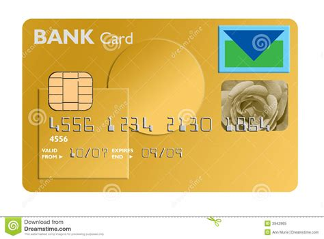 bank card gold bank card royalty free stock photo image 3942965