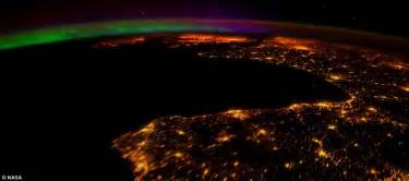 what are the northern lights called nasa timelapse shows northern lights appear from