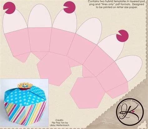 box  cupcake boxes paper box template printable box