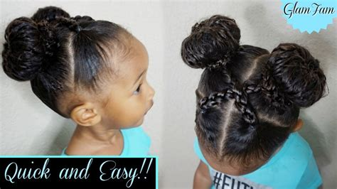 quick  easy hairstyle  kids childrens hairstyles