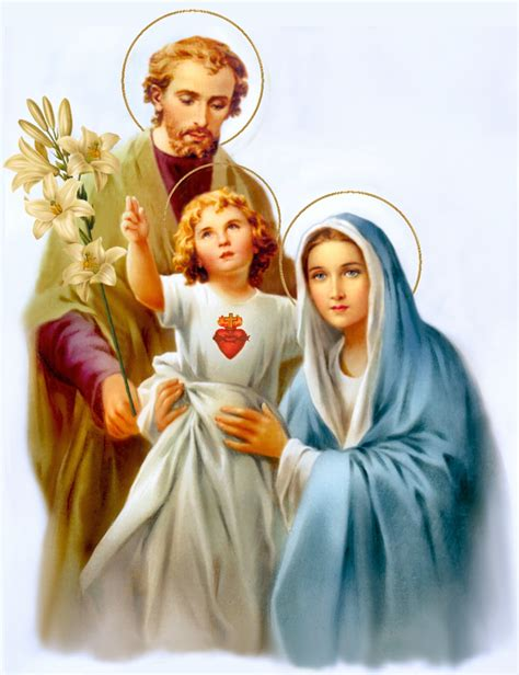 holy family of jesus and joseph catholic tradition joseph