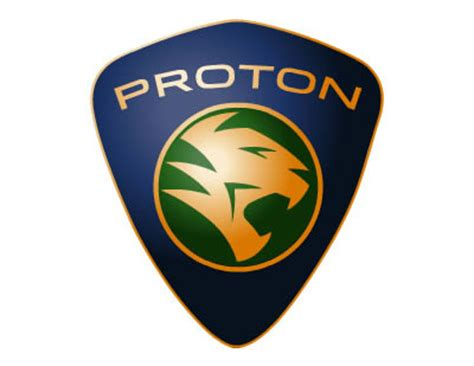 Proton Company by Proton Car Logo