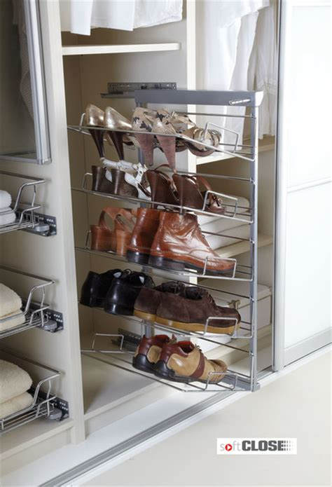 pull out shoe storage five tier pull out shoe rack soft modern shoe