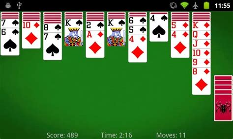 free solitaire for android spider solitaire 2 1 6 apk for android free wallpaper dawallpaperz