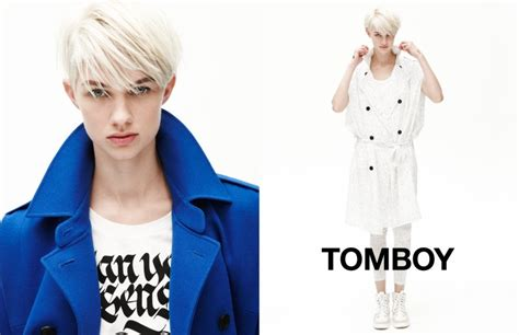 harmony boucher keeps it cool in tomboy s spring 2013 campaign