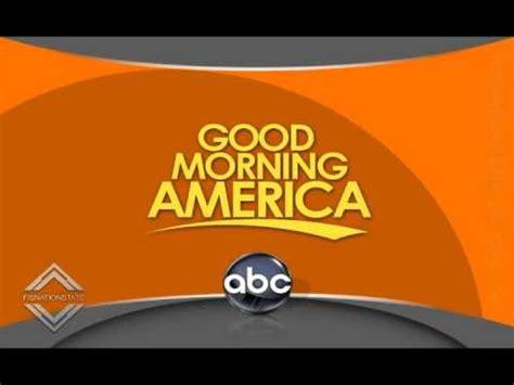 chrome theme that says good morning abc good morning america theme youtube
