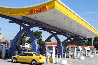 Shell Gas Stations USA & Canada POI Factory